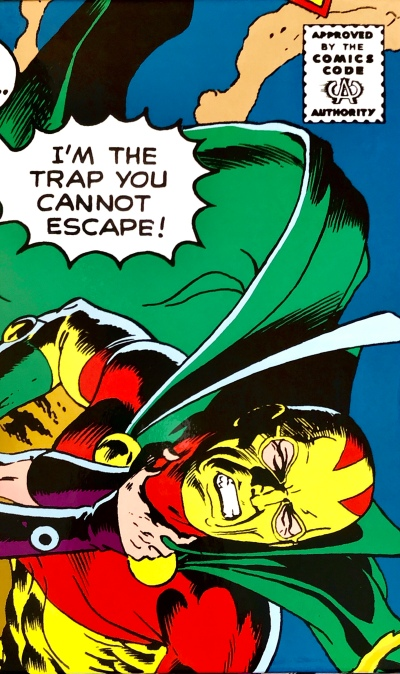 Mister-Miracle-is-being-strangled