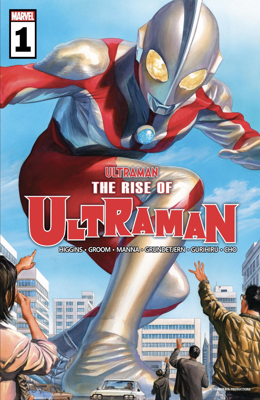 rise of ultraman 1-2020