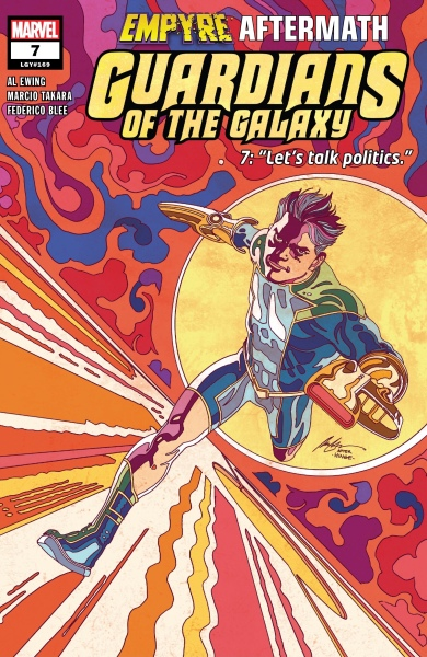 Guardians of the galaxy 7-2020 cover