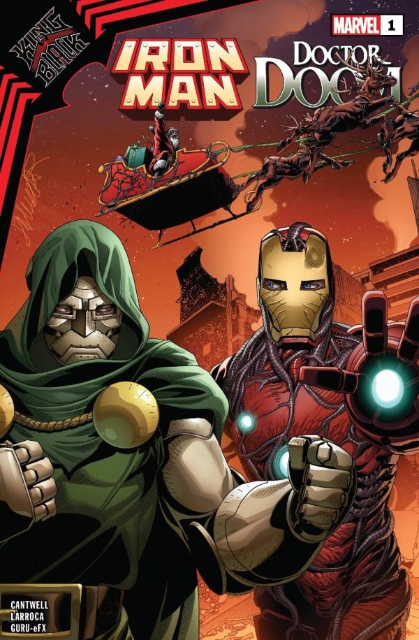 King in Black - Iron Man / Doctor Doom no.1 (2020)
