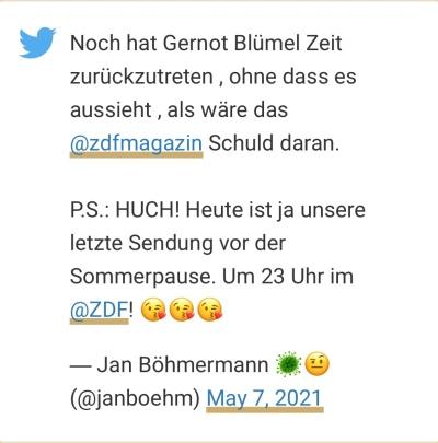 boehmermann-ankuendigung
